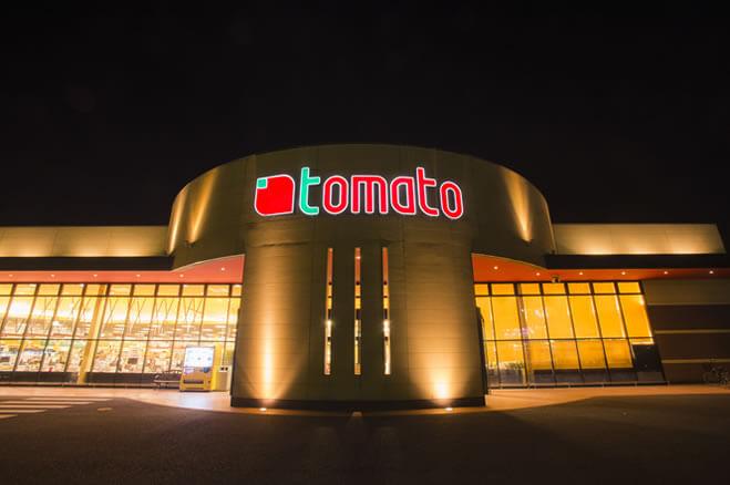 トマト店外観